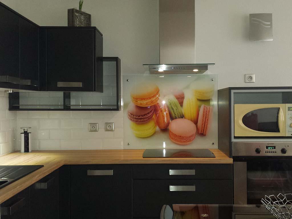 Impression numérique macarons